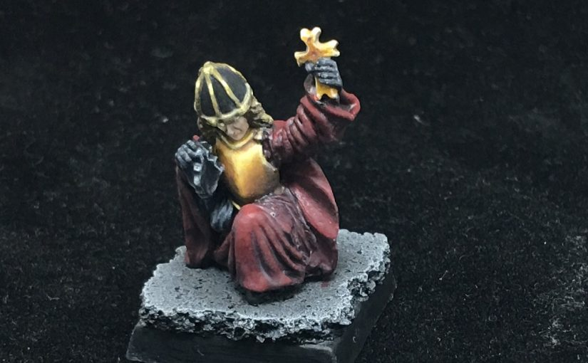Communing Cleric