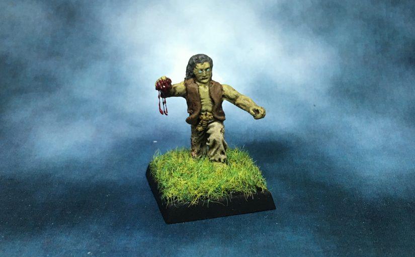 Grenadier Zombie