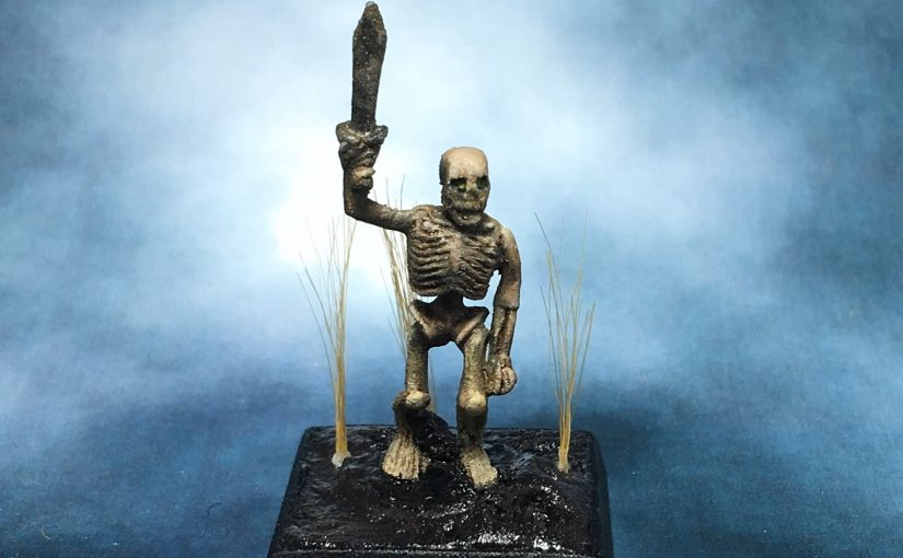 Grenadier Skeleton