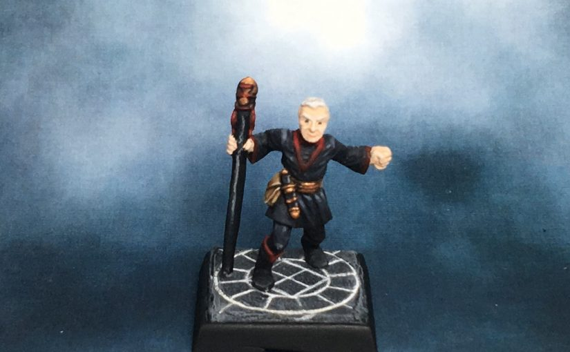 Zaccahrius, the Conniving Cleric