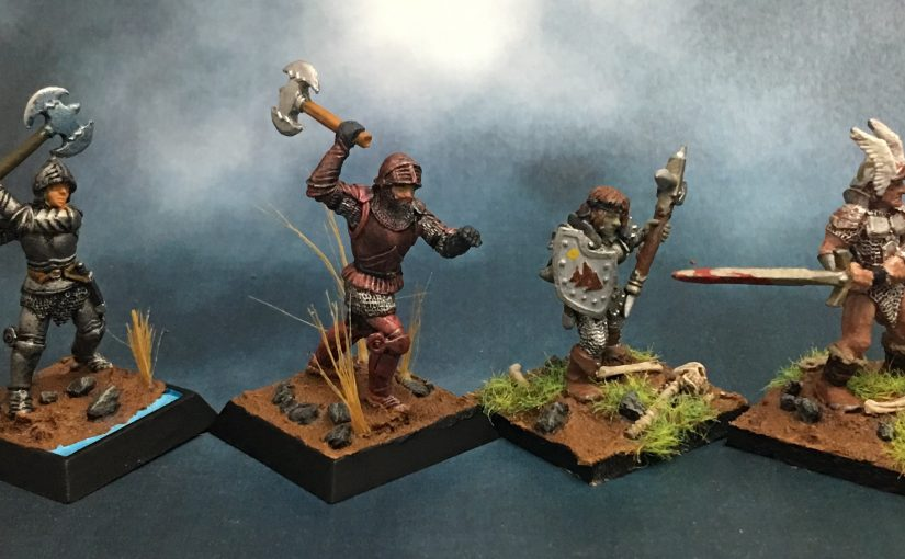 Old Minis, Rebased