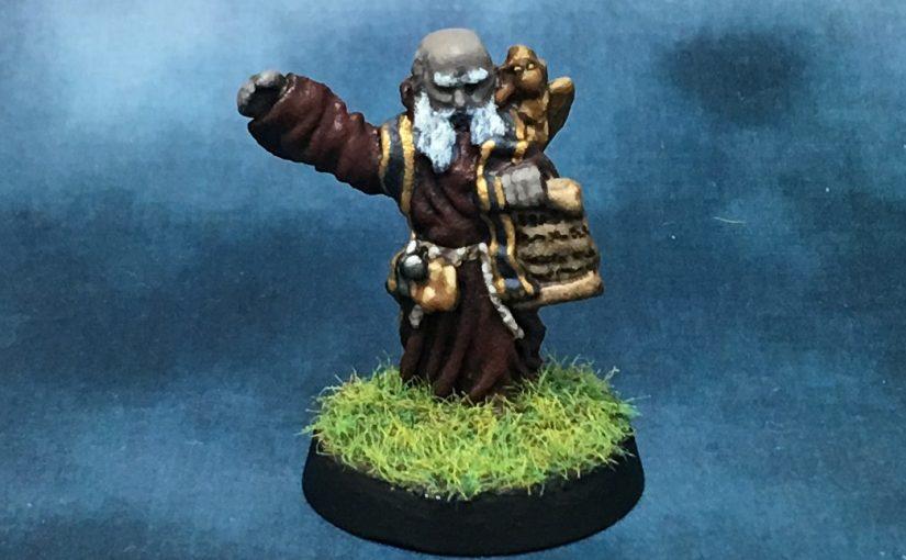 Grenadier: Wizard